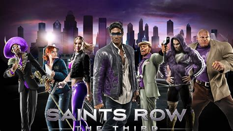 The Evolution Of Saints Row  Played Out