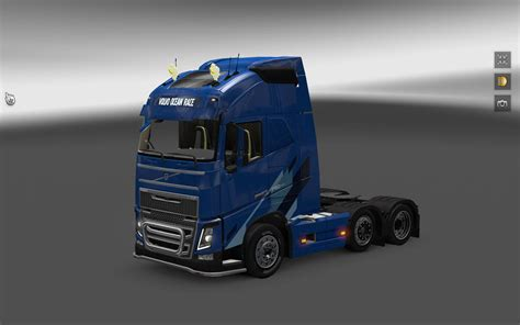 volvo fh tuning mod  ets euro truck simulator  mods