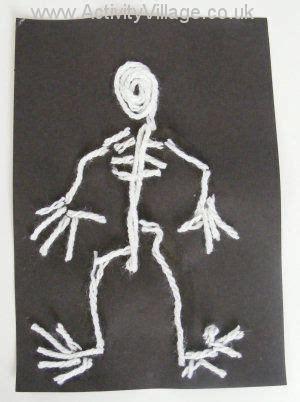 wool skeleton