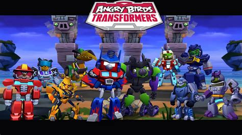 angry birds transformers apk mod crystal