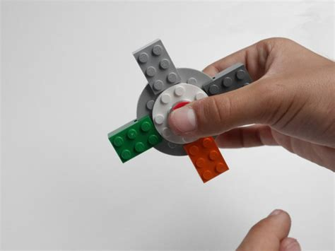 fidget spinner selber basteln 5 originelle und einfache diy ideen