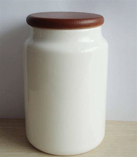 white ceramic kitchen canisters sublimation coated ceramic canister ceramic canister