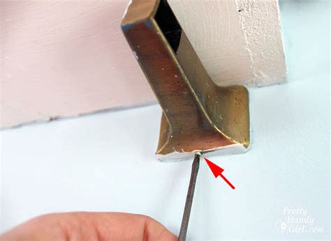 install  towel bar securely