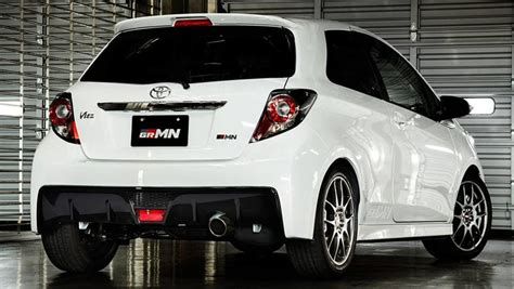 toyota yaris hot hatch   works car news carsguide