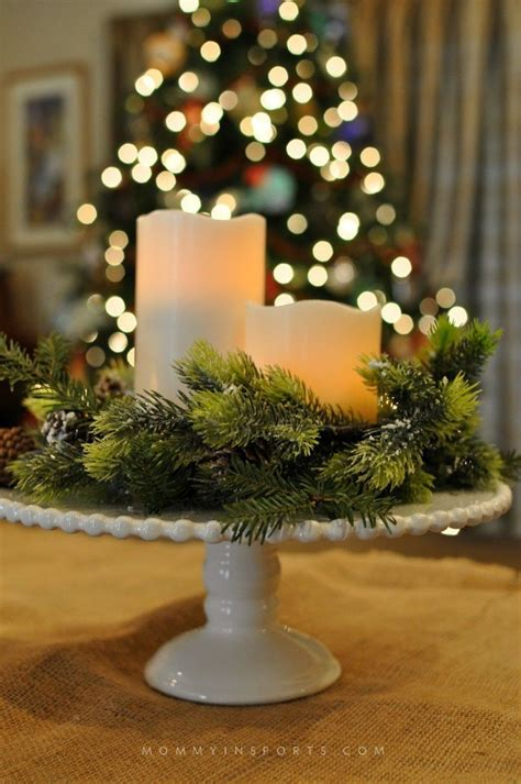 simple diy holiday centerpieces diy christmas