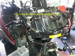 Aneka Alarm Motor  Cara Pasang Alarm Motor Remote Pada Yamaha Xeon Gt