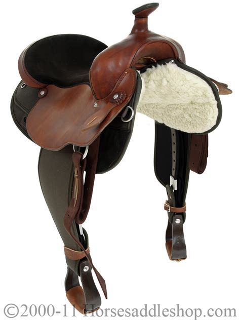 saddle round fabtron horse skirt wide extra