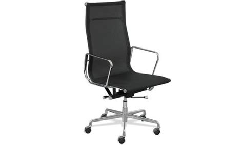 eames reproduction executive mesh office chair high back
