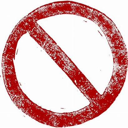 Sign Prohibition Grunge Transparent Onlygfx Px 2188
