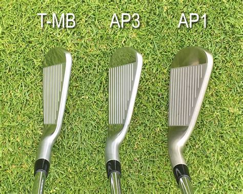 Titleist 718 Ap3 Irons Review