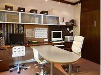 office space design ideas Best of Designers' Portfolio: Home Offices | Decorating and Design Ideas for Interior Rooms | HGTV