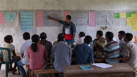 improving education quality  indonesias poor rural