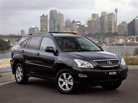 2006 lexus jeep 2006 lexus rx photos informations articles bestcarmag com