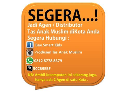 produsen tas anak muslim home facebook