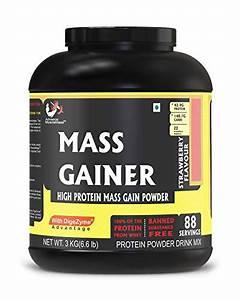 Advance Musclemass Best Mass Gainer Supplement In India 2020