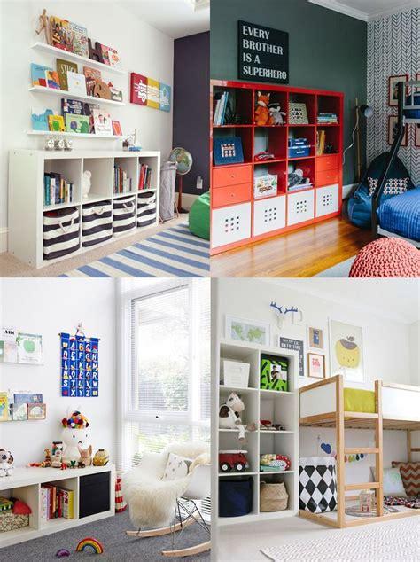 solution rangement chambre 17 meilleures idées à propos de rangement des jouets sur