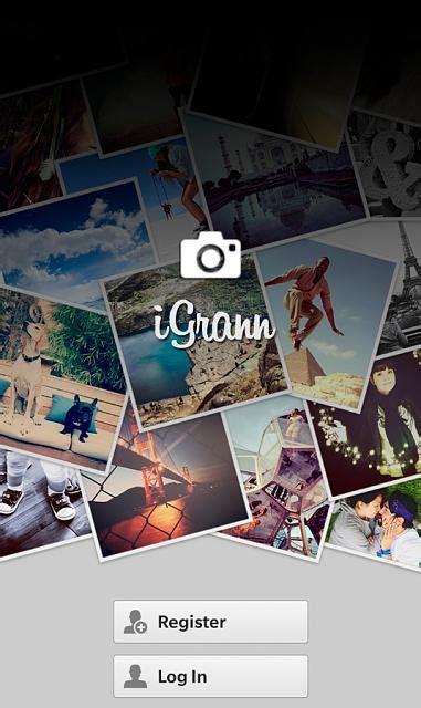 igrann instagram client for blackberry 10 blackberry empire