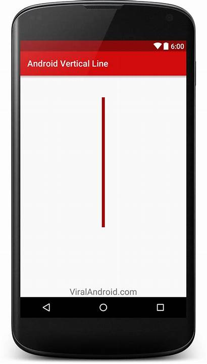 Vertical Android Xml Line Create Horizontal Lines