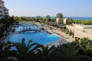 Pool Von Oben : bild garten zu trendy aspendos beach hotel in side g ndogdu ~ Bigdaddyawards.com Haus und Dekorationen