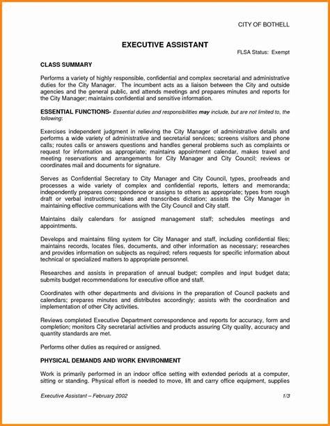 executive driver job description large size of resumefree