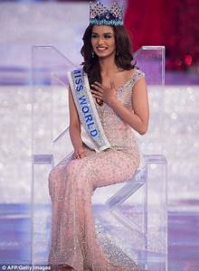 Indian Student Wins Miss World 2017 In China Daily Mail