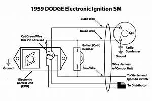 Chevy Electronic Ignition Wiring Diagram