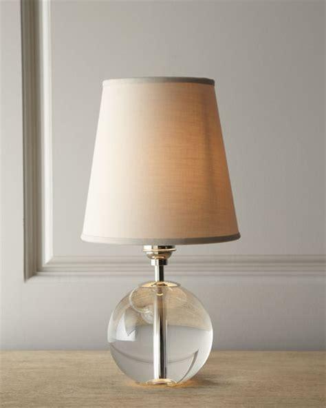 regina andrew design crystal orb mini lamp