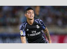 James Rodriguez Real Madrid Goalcom