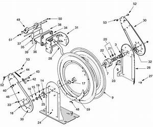 Graco Xd 30 Hose Reel Repair Kits