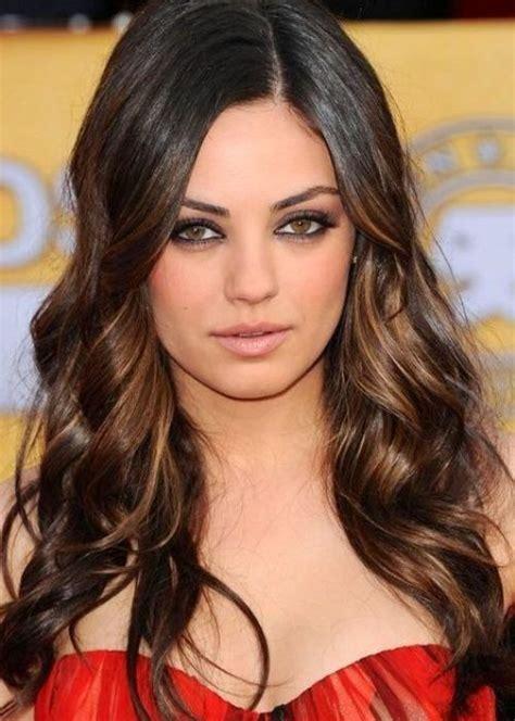 Hair Colors 2014 by 50 Best Brown Hair Color Ideas Herinterest