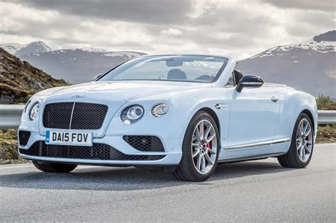 Used 2018 Bentley Continental Gt Convertible Pricing For
