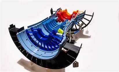 Engine Jet 3d Printed Aerospace Printing Parts