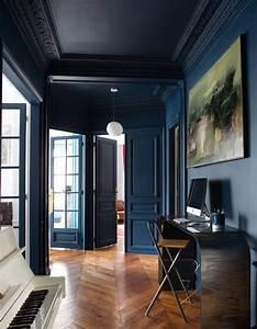 La Maison De Marine : peinture bleu marine meilleures images d 39 inspiration ~ Zukunftsfamilie.com Idées de Décoration