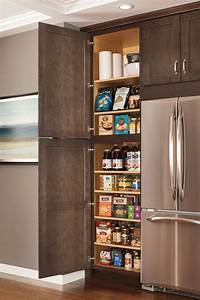 Pantry Cabinet: Utility Pantry Cabinet with Product