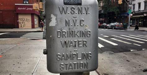 leitungswasser zu trinkwasser aufbereiten trinkwasser was in new york aus der leitung kommt moment new york