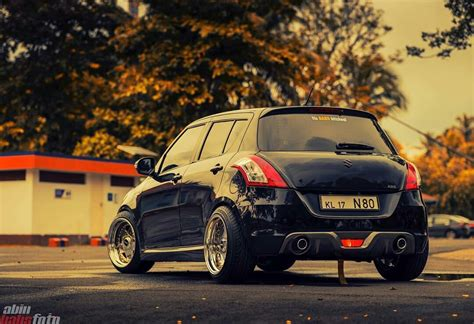 Modification Black by Black Modified Maruti Cars Lover Cars Suzuki