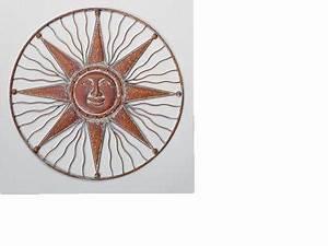 Metall Sonne Für Hauswand : wanddeko sonne g nstig sicher kaufen bei yatego ~ Markanthonyermac.com Haus und Dekorationen