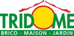logo de cuisine magasin de bricolage tridôme