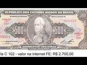 Notas Raras E Valiosas At U00e9 R  5 000 00