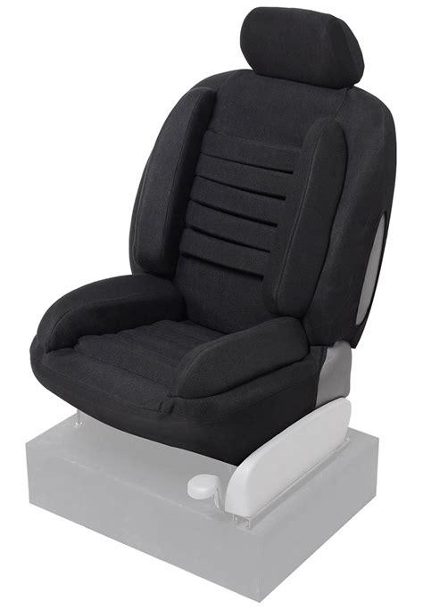 siege en forme de housse de siège baquet grand confort ergonomique pour la