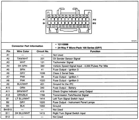 2000 S10 Dash Wiring Diagram by I Need The Wiring Diagram For The Power Supply On A 2000