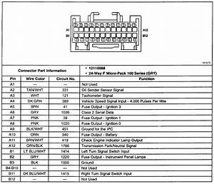 91 S10 Dash Wiring Diagram 26608 Archivolepe Es