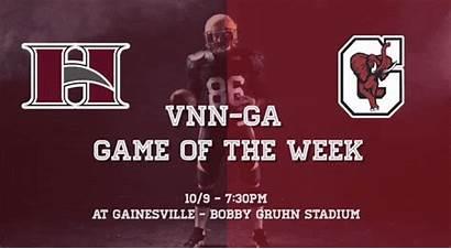 Ga Football Gow Vnn Streaming Gainesville Varsity
