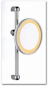 Kosmetikspiegel 5 Fach : kosmetikspiegel rasierspiegel schminkspiegel mit licht ~ Watch28wear.com Haus und Dekorationen