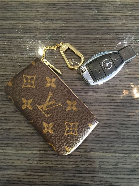 louis vuitton monogram pouch mercedes key louis vuitton louis vuitton monogram bag louis