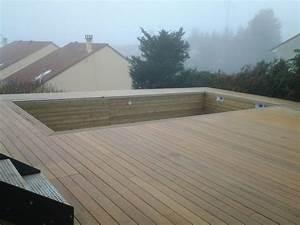 Terrasse En Ipe : r alisations terrasse en ip et piscine bois ~ Premium-room.com Idées de Décoration