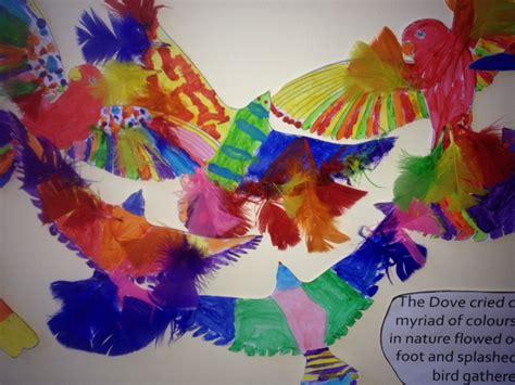 birds   colours ms robyn quinn