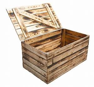 Spielzeugkiste Holz Mit Deckel : holztruhe m bel ideen und home design inspiration ~ Whattoseeinmadrid.com Haus und Dekorationen