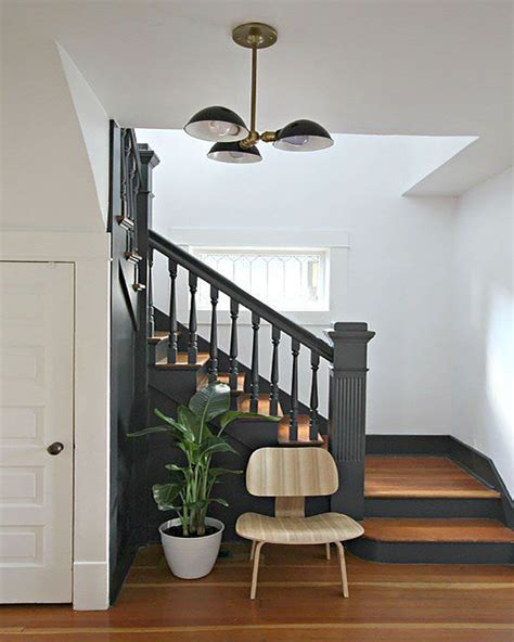 inspirations deco pour lescalier repeindre escalier