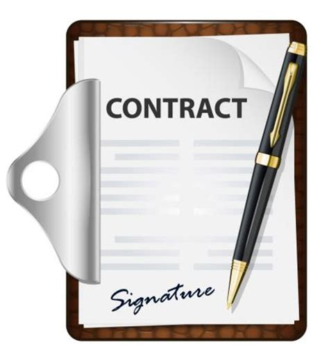 window contracts      signing